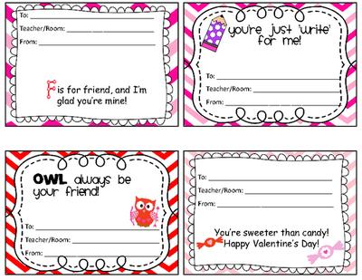Valentine Candy Gram.