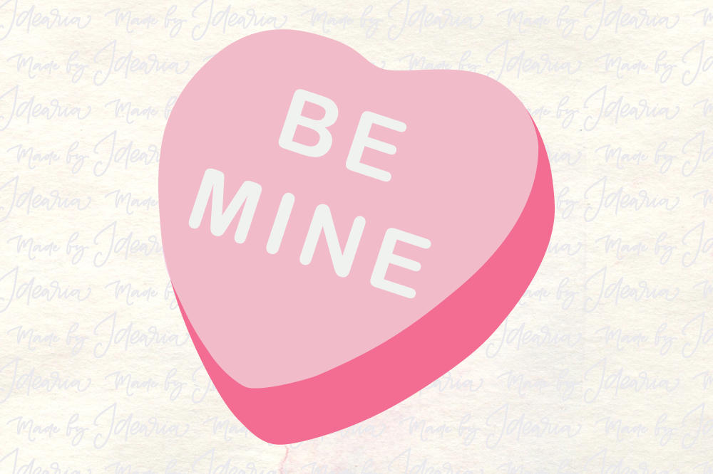 Be mine svg, sugar candy svg, valentines svg, valentines day svg, valentine  heart svg, valentine candy svg, candy hearts svg, valentines dxf.
