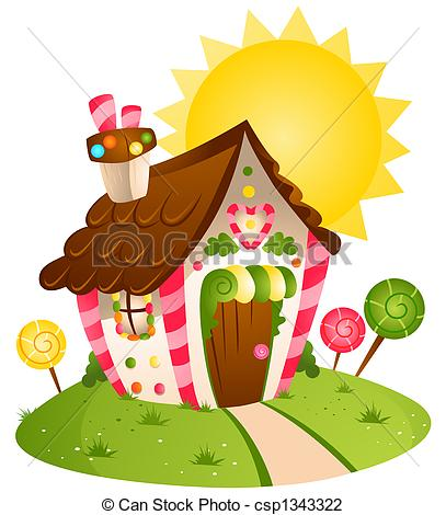 Candy house Illustrations and Clipart. 5,161 Candy house royalty.
