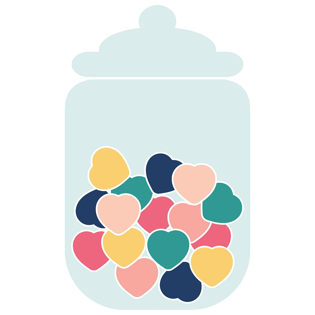 Candy jar clipart 3 » Clipart Portal.