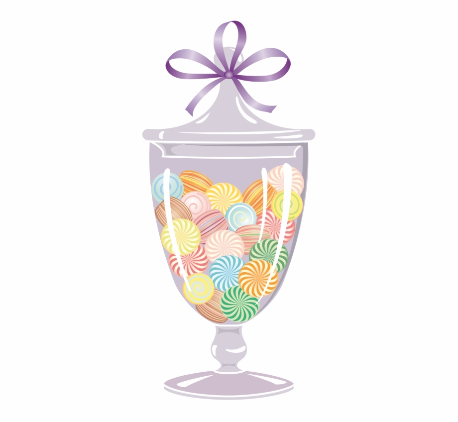 Png Jar Of Sweets.