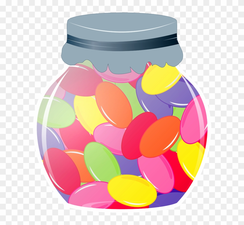 Candy Jar Png.