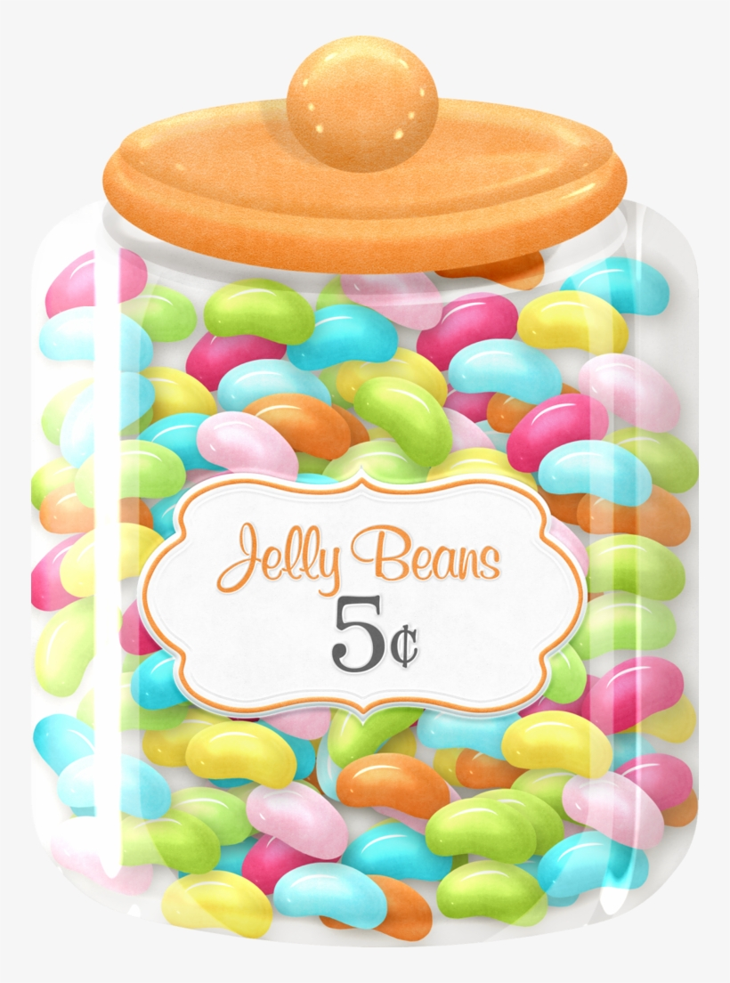 Candy Clipart Candy Jar.