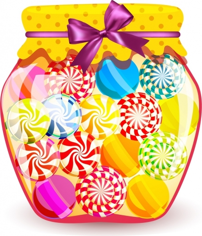 Candy Jar Clipart (101+ images in Collection) Page 1.
