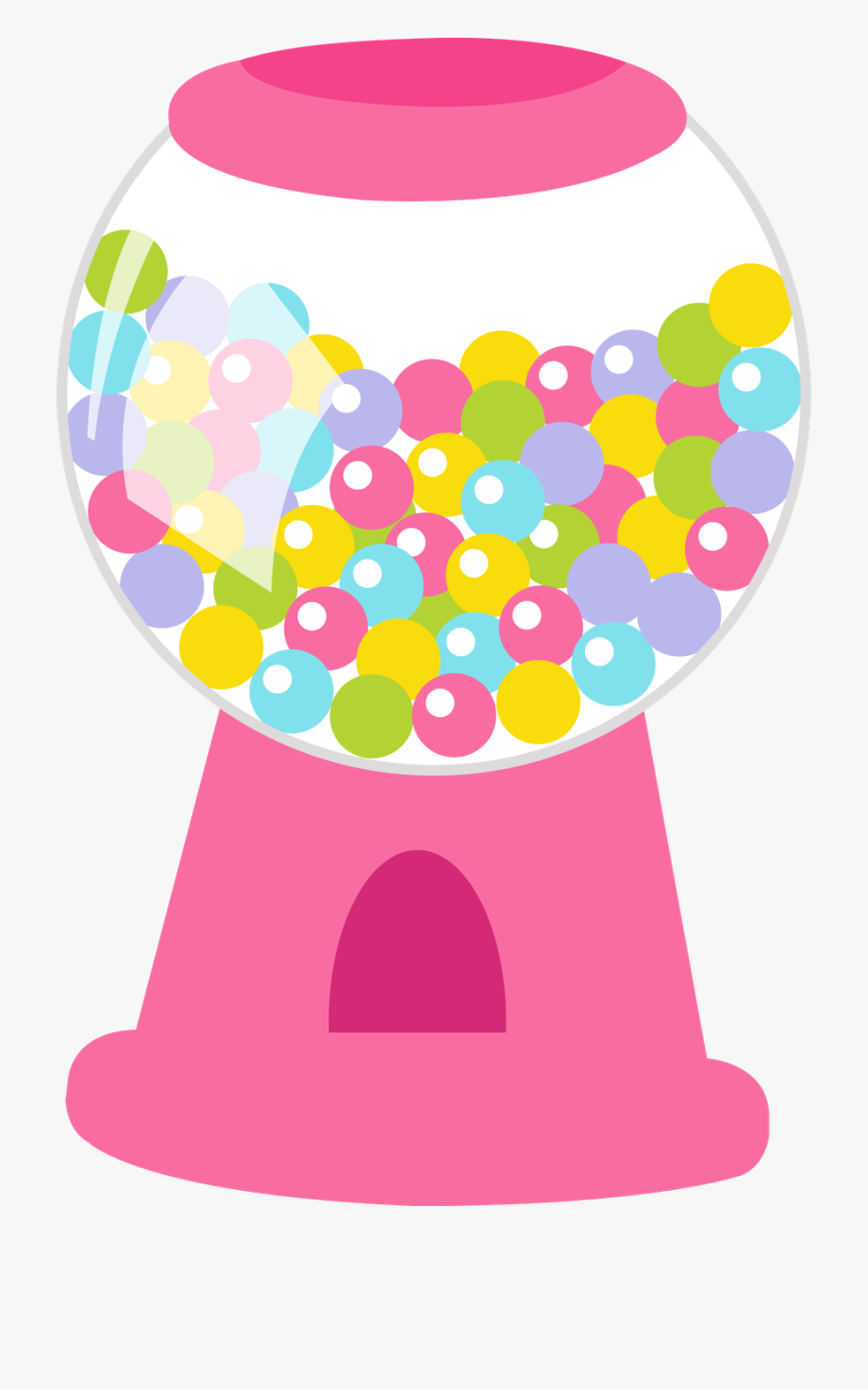Candyland Candy Clipart.