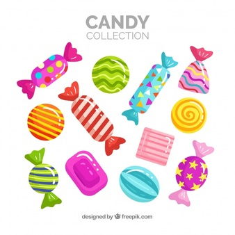 Candy Vectors, Photos and PSD files.
