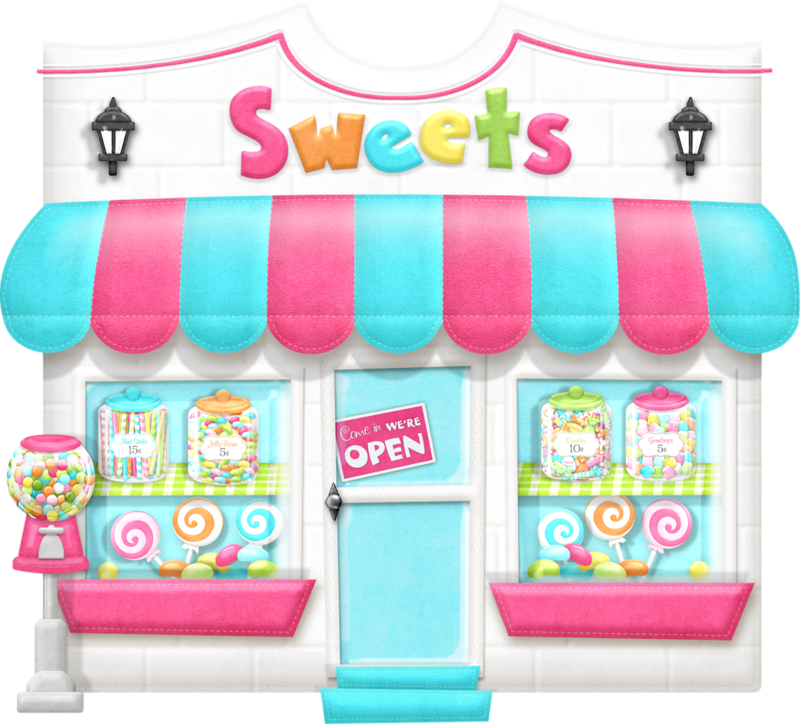 Download Free png Clipart candy store Candy S.