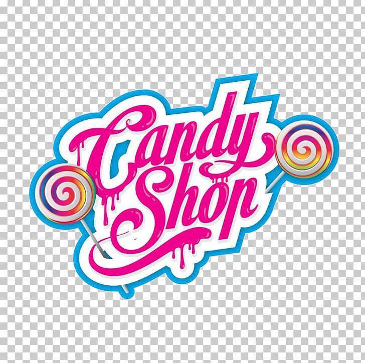 Candy Shop Logo Confectionery Store Twix PNG, Clipart, Area, Brand.