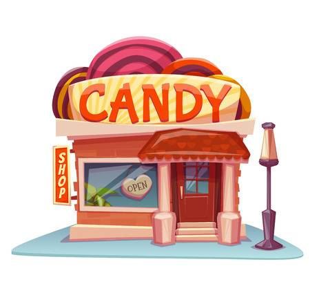 Candy shop clipart 1 » Clipart Station.