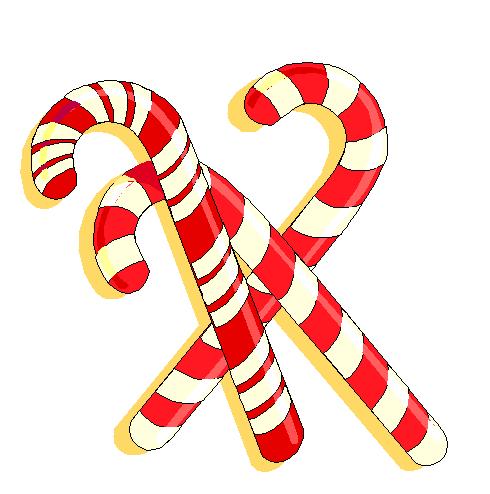 Candy Cane Clip Art.