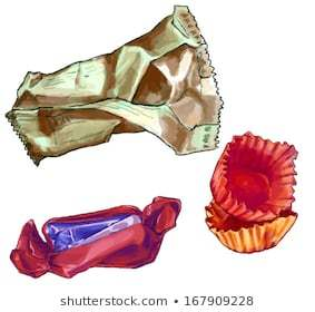 Empty candy wrapper clipart 5 » Clipart Portal.