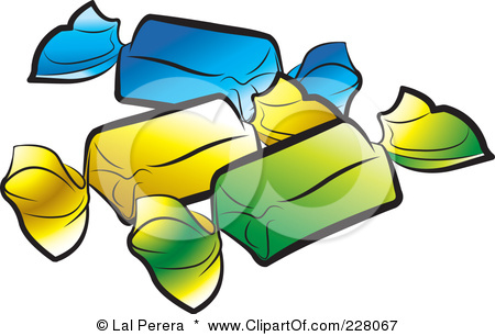 Candy Wrapper Clip Art Most of.