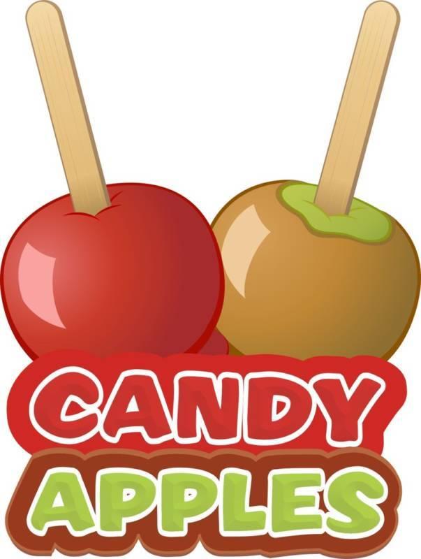 Clipart/candy Apple Clipart.