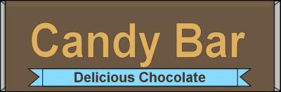 Candy Bar Clip Art.