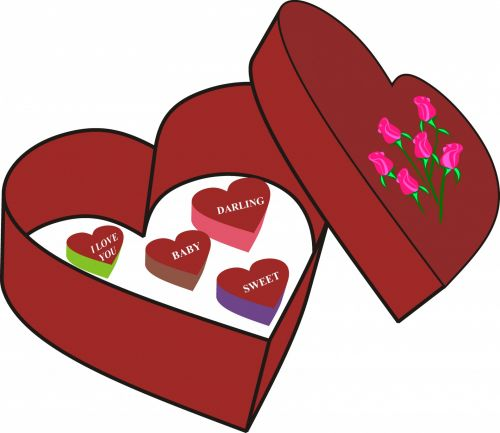 Candy box clipart 6 » Clipart Station.