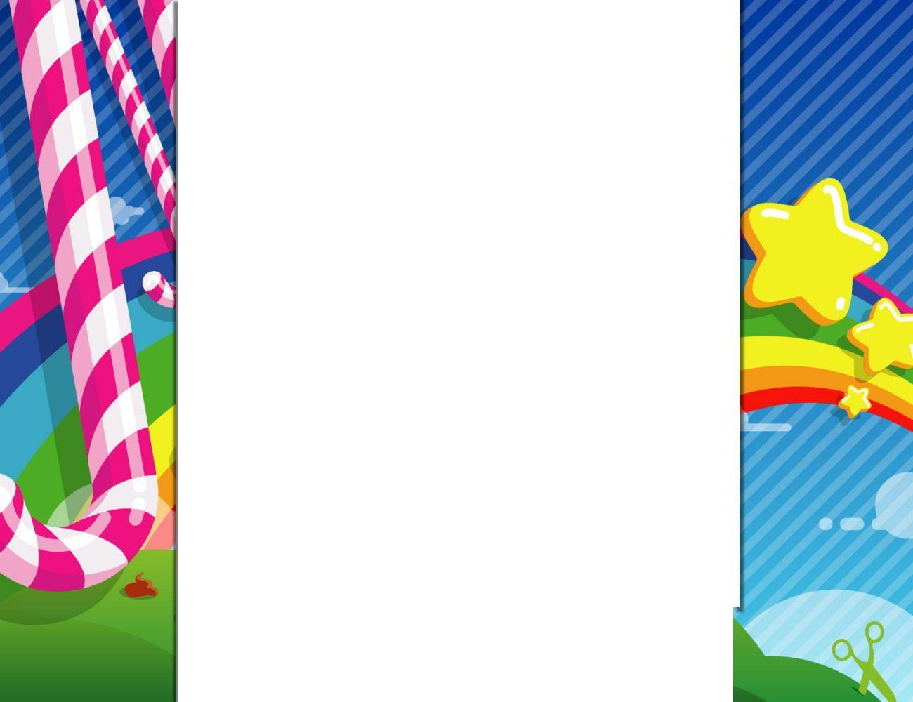 Candyland Backgrounds.