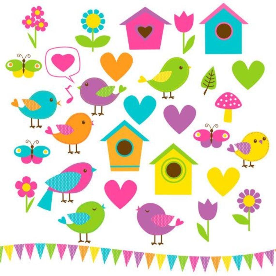 Candyland Border Clip Art free image.