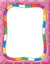 Candyland clipart border, Candyland border Transparent FREE for.