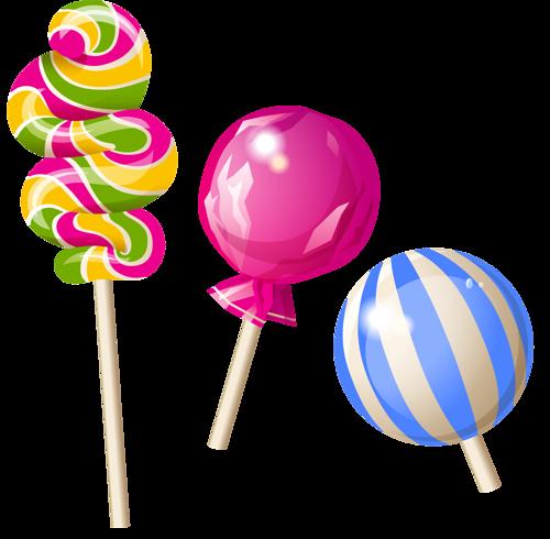 Candyland Clipart.