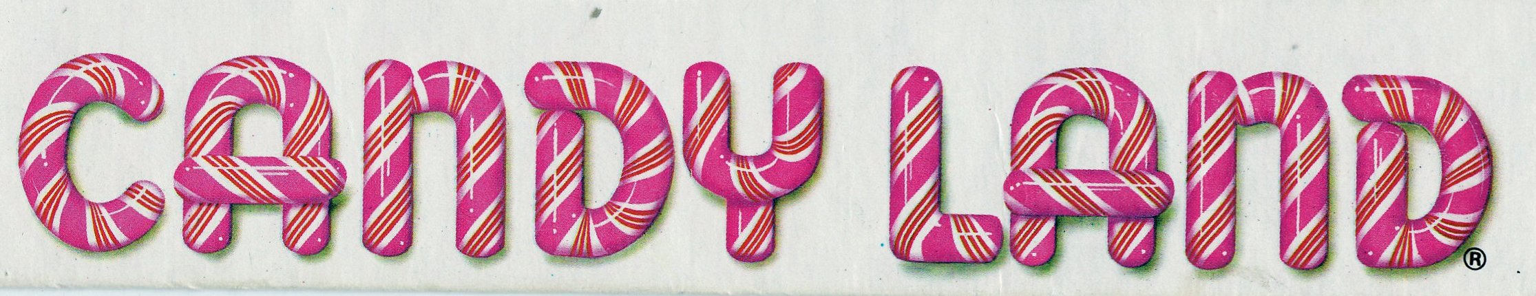 Candyland Logos.