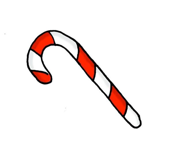 Clip Art Cane.