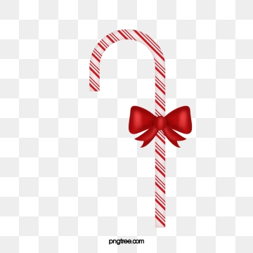 Candy Cane PNG Images.