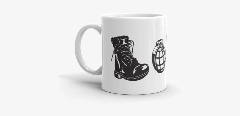 Love Army Mug.