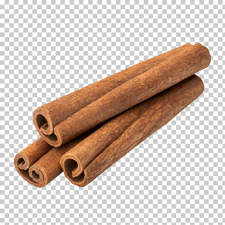 Ilustración de piel de tronco de árbol marrón, canela rollo.