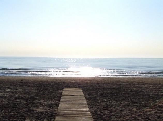 Playa Racó de Mar.