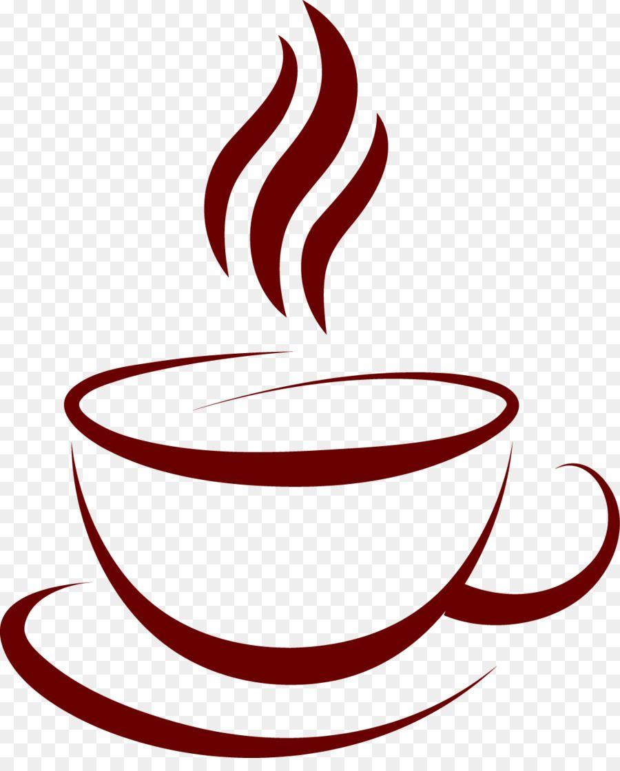 Cangkir kopi Cafe.