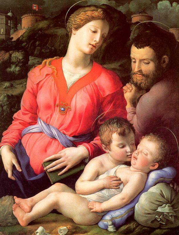 Florence, Holy family and Families on Pinterest.