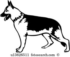 Canine Clipart Illustrations. 15,412 canine clip art vector EPS.