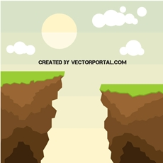 grand canyon clipart free vectors.