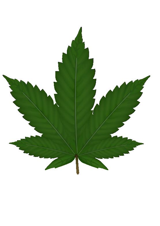 Cannabis Clipart.