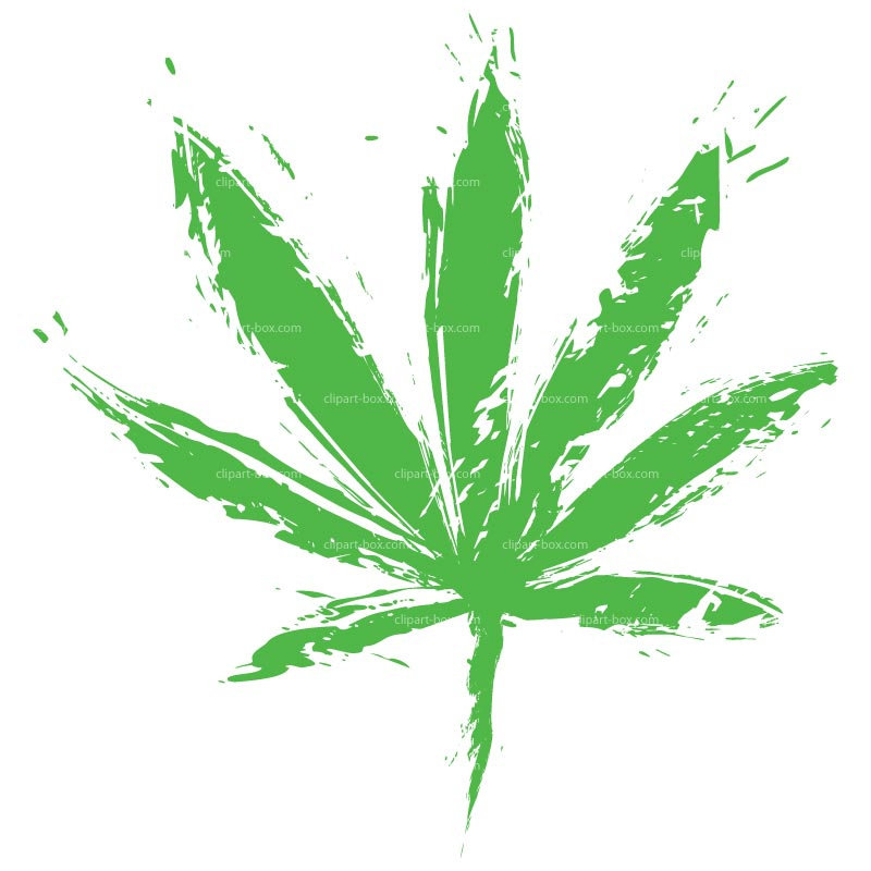 Medical Marijuana Clipart.