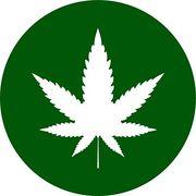 Cannabis clip art.