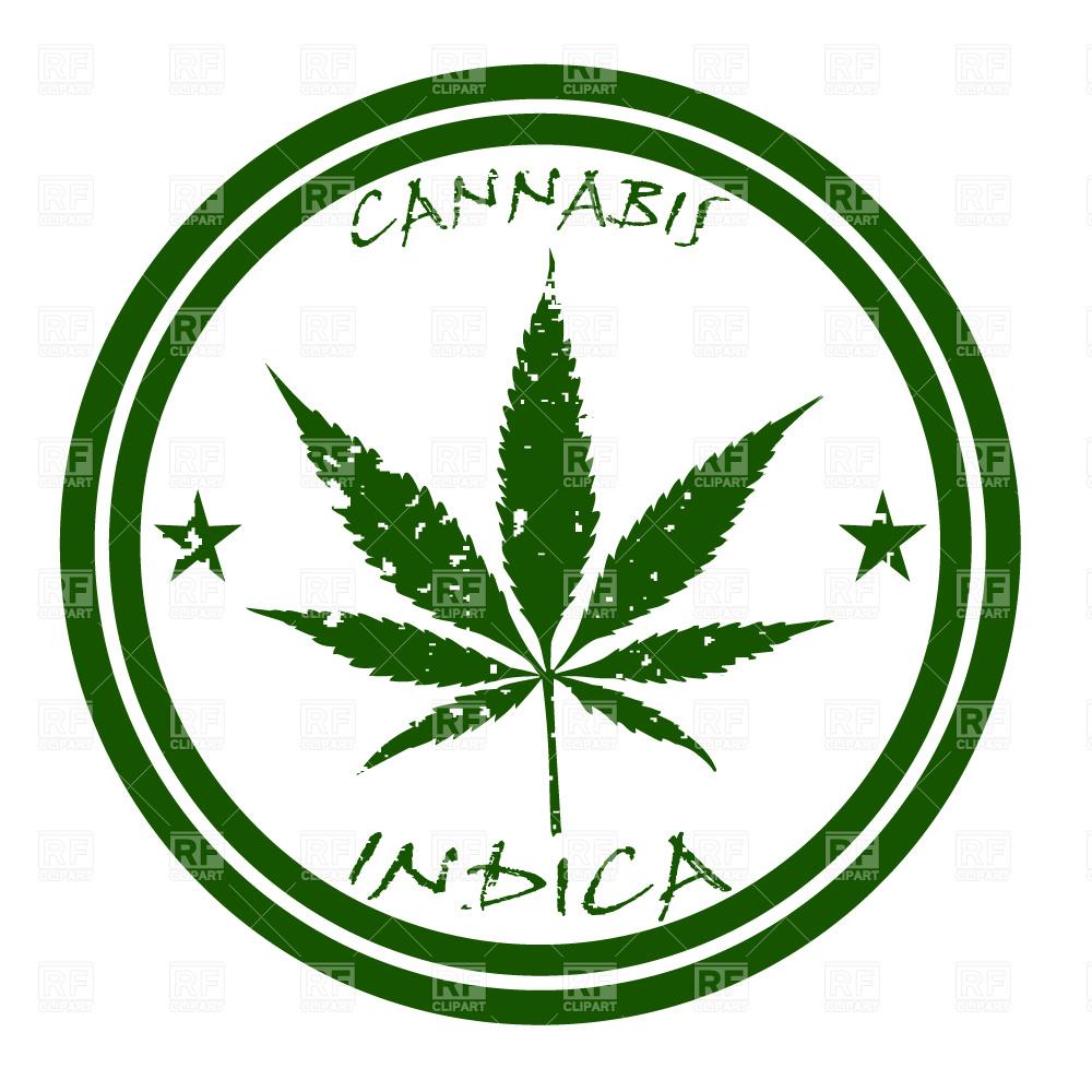 Free marijuana leaf clipart.