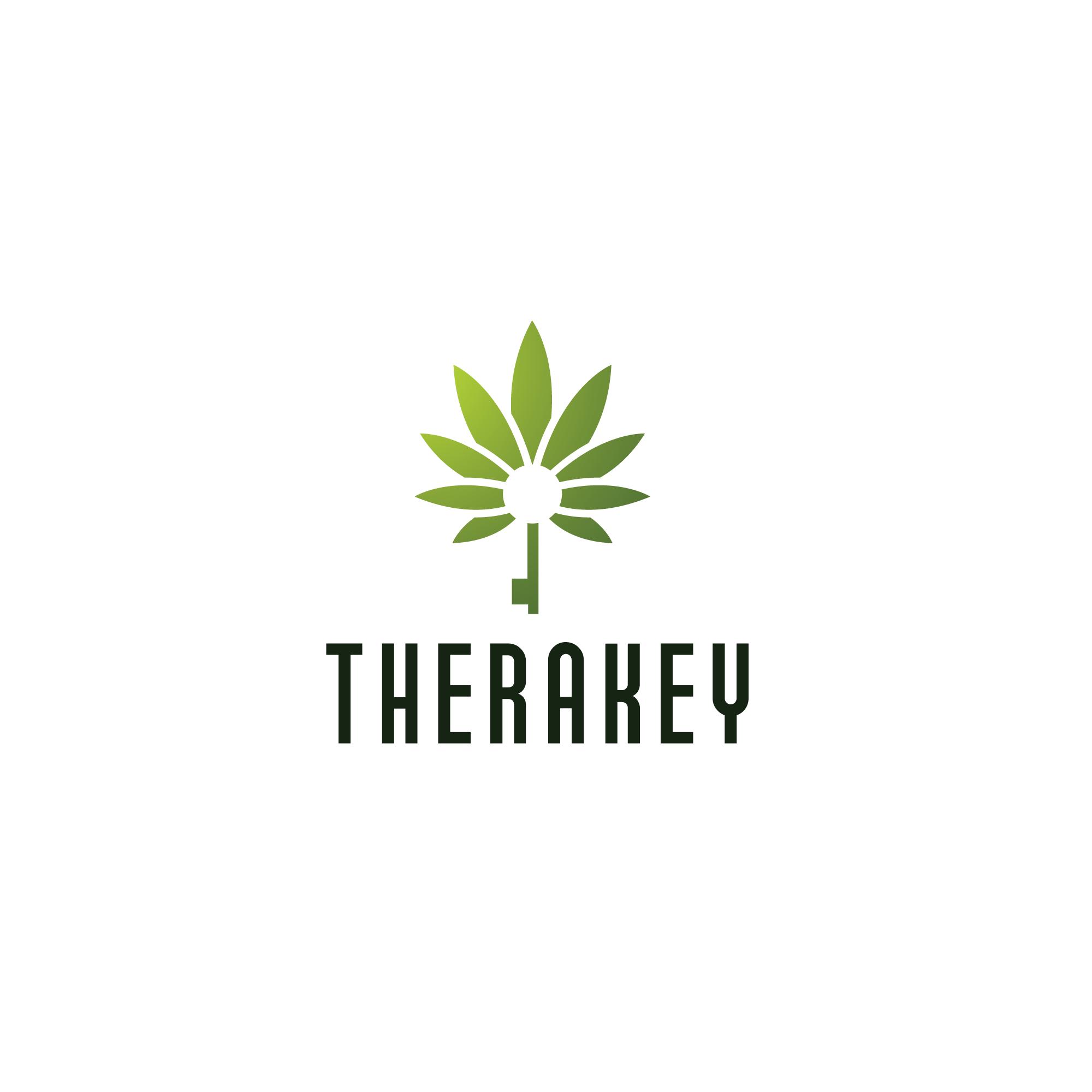 For Sale: Therakey Key Leaf Logo.