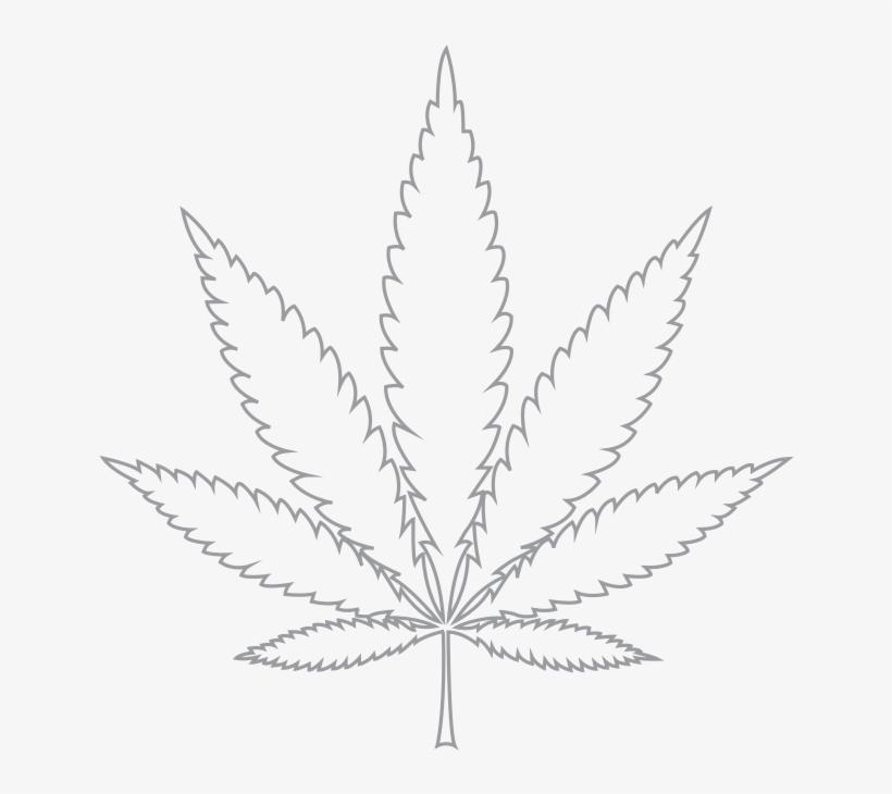 Weed Leaf Png Cannabis.