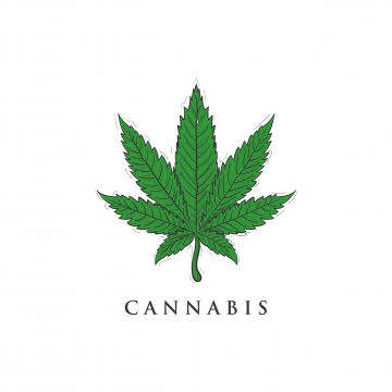 Cannabis PNG Images.