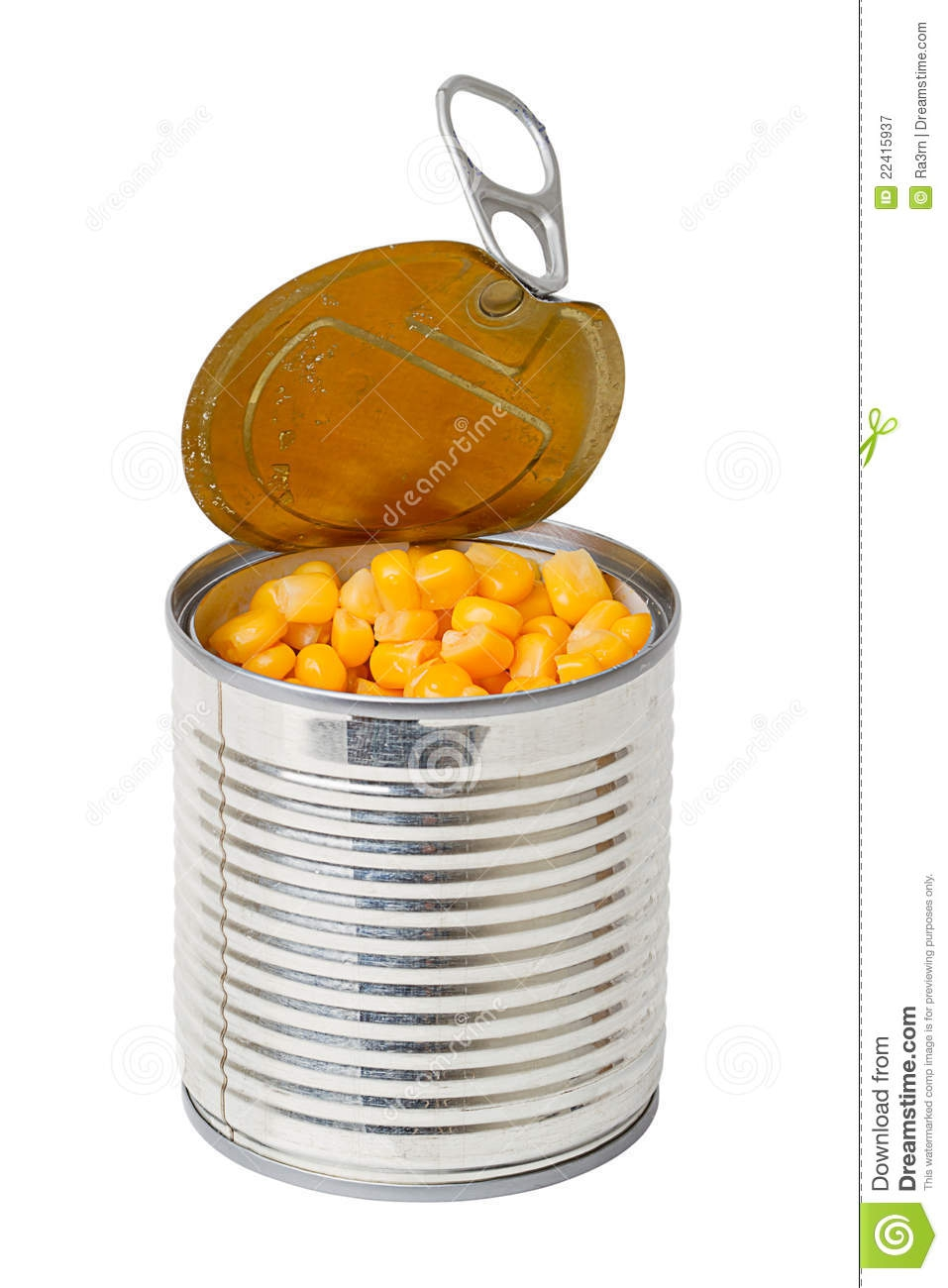 In The Can Corn Clipart#2006897.