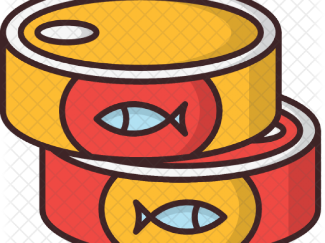 Canned Food Clipart.