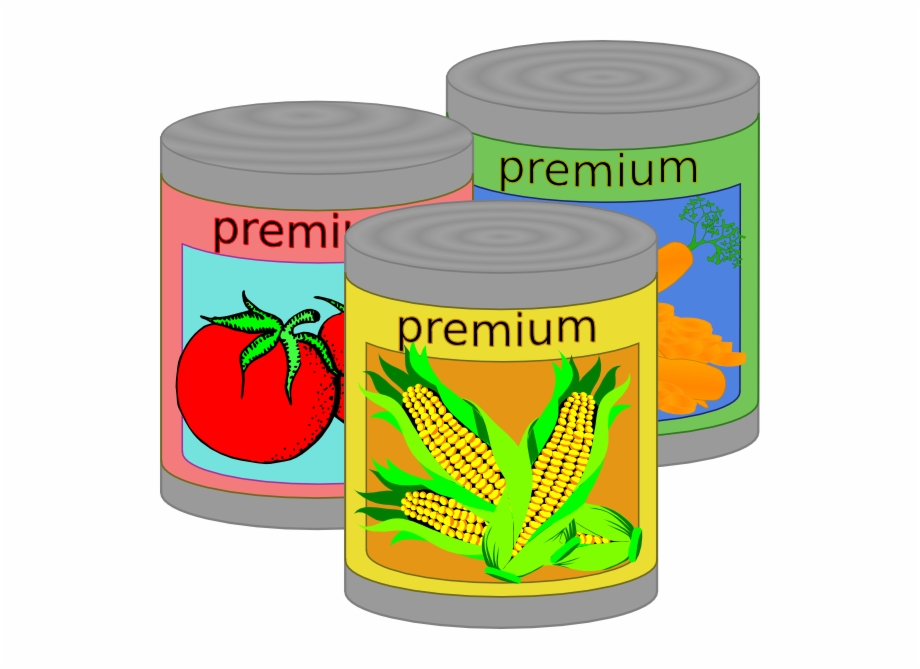 Free Canned Food Png, Download Free Clip Art, Free Clip Art.