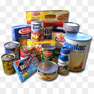 Free Can Food PNG Images.