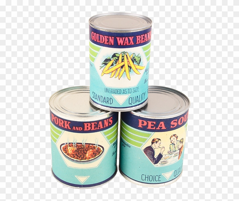 Canned Food Png.