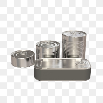 Canned Food PNG Images.