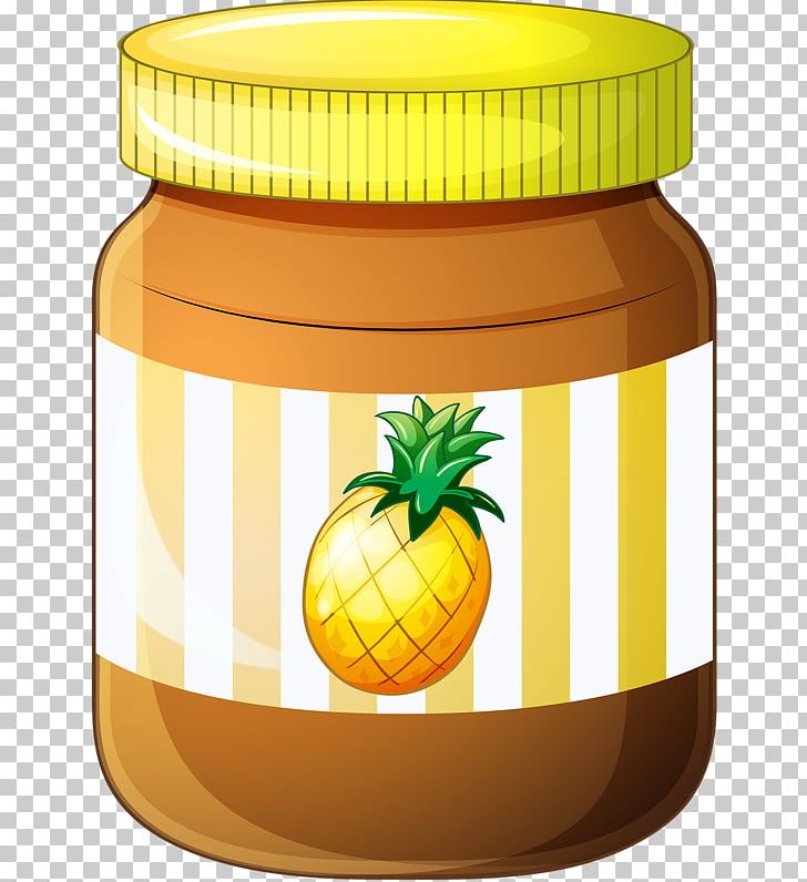Fruit Preserves Pineapple PNG, Clipart, Aluminium Can.