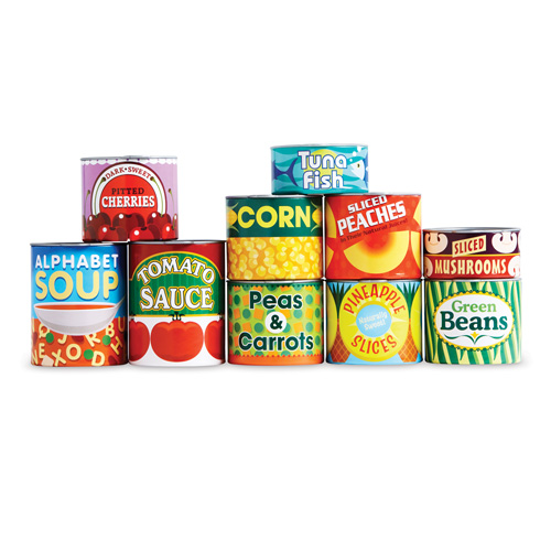 Free Canned Food Clipart.