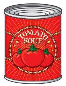 Canned Soup Vettoriali, Illustrazioni E Clipart.