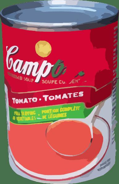 Canned soup clipart 1 » Clipart Portal.